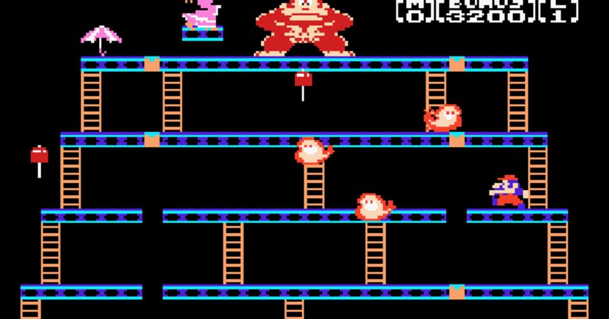 Donkey Kong  Shigeru Miyamoto Shares Nintendo Secrets  Rolling Stone