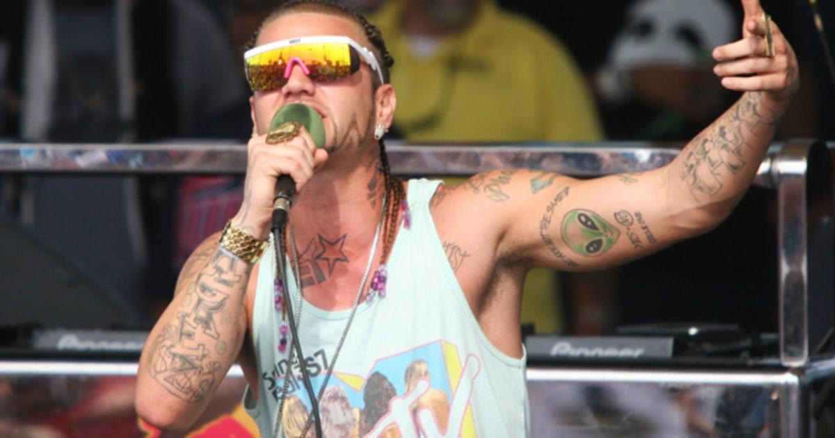 Riff Raff Musicians With Bizarre Tattoos Rolling Stone