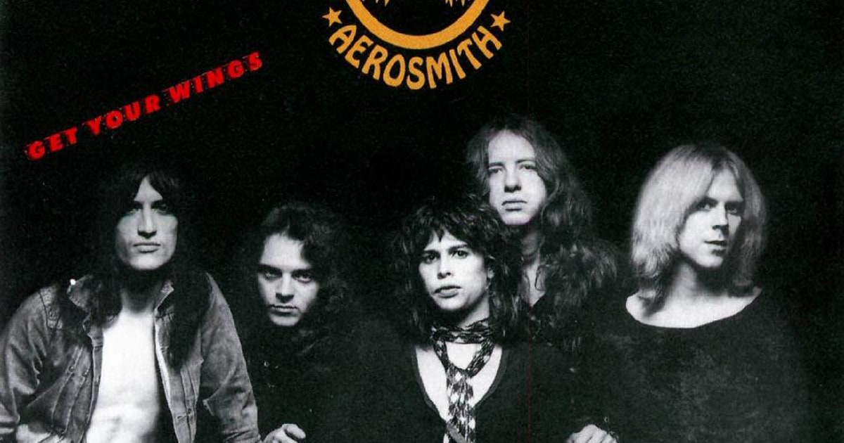 3 Get Your Wings  Readers Poll 10 Best Aerosmith
