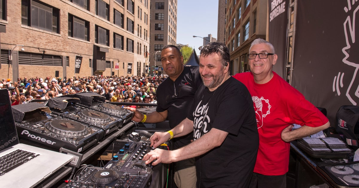 Larry Levan Remembered at Paradise Garage Reunion Block Party  Rolling Stone
