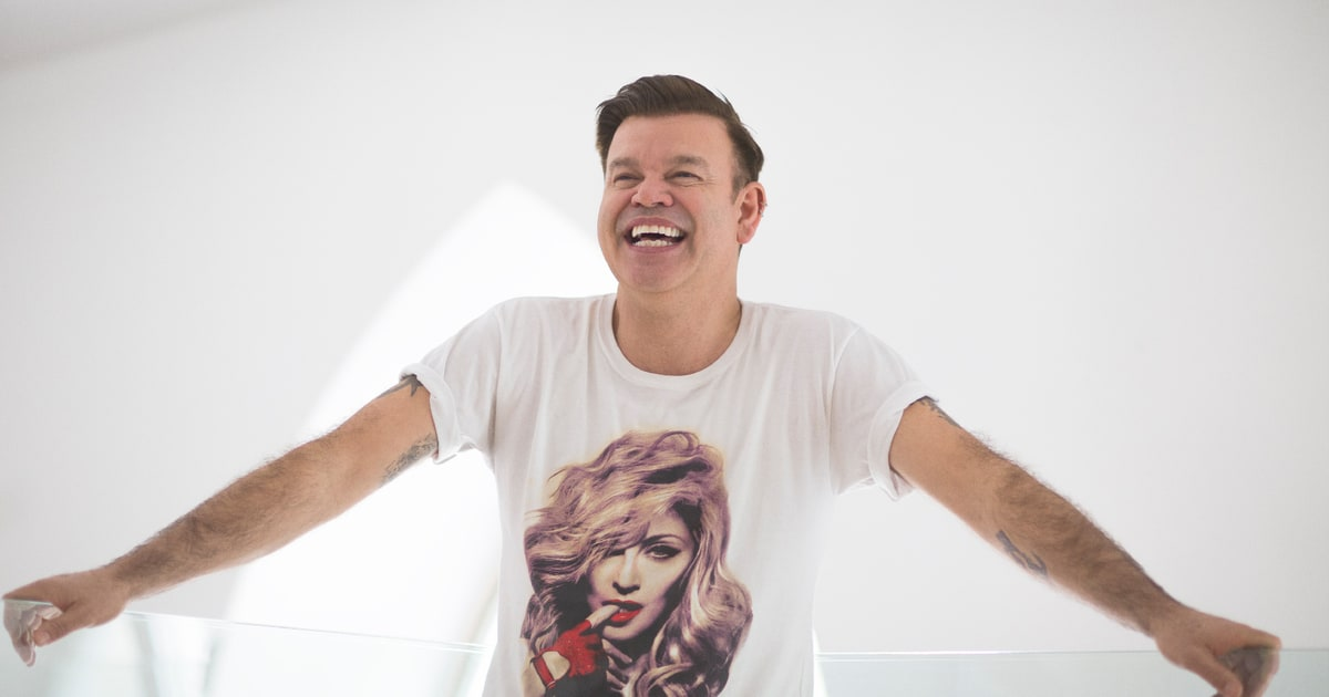 Hear Paul Oakenfold Cover 25 Years Of Trance Favorites In