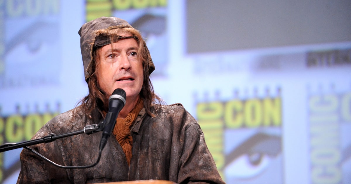 Watch Stephen Colbert's Hilarious 'lord Of The Rings
