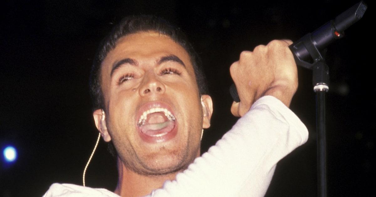 QA Enrique Iglesias  Rolling Stone