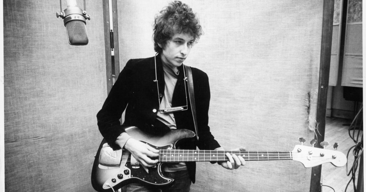 Inside Bob Dylans Massive New Sixties Bootleg Series