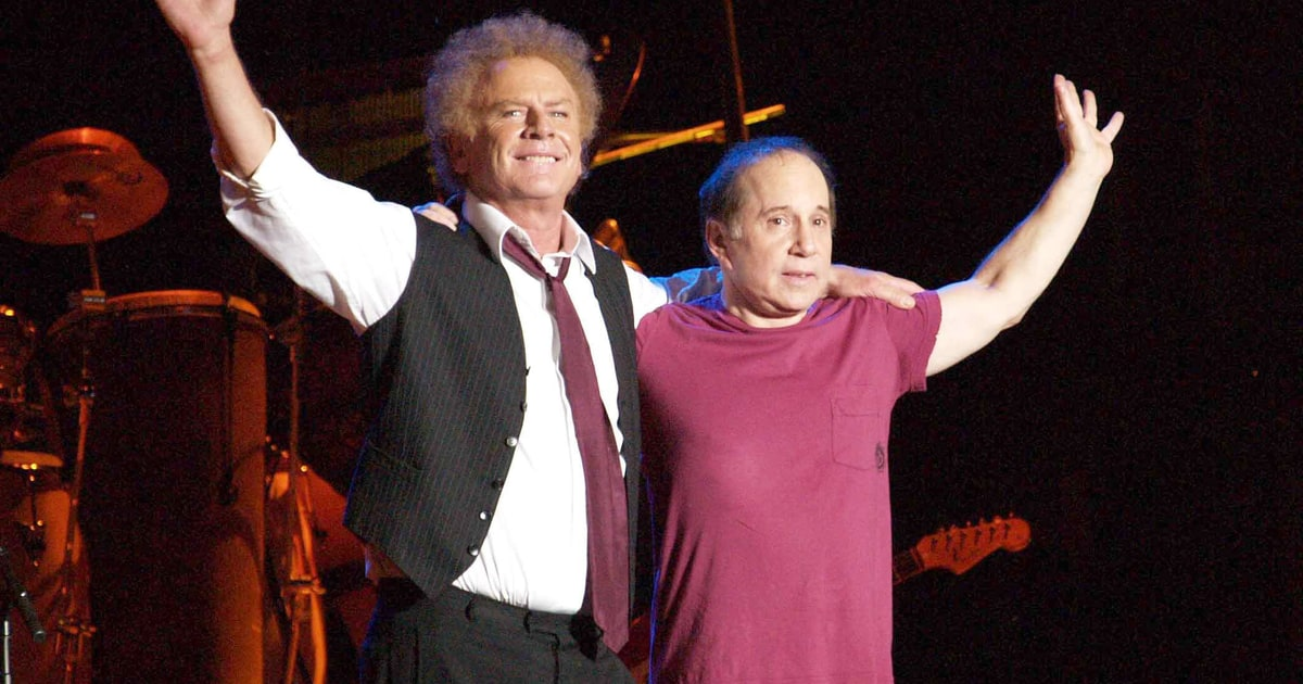 Flashback Simon And Garfunkel Play Together For Likely