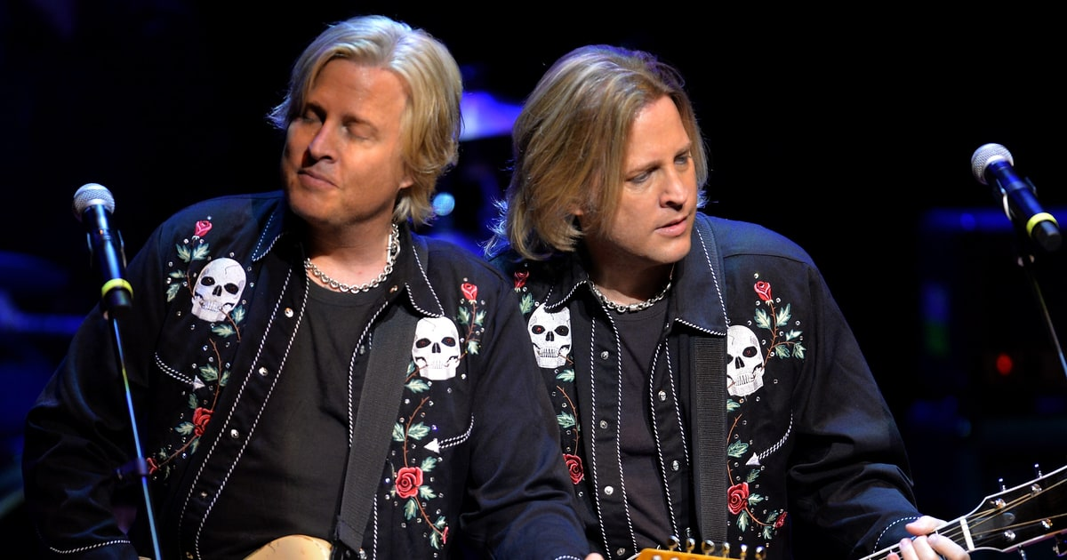 Matthew and Gunnar Nelson Ready This Christmas Holiday Album  Rolling Stone