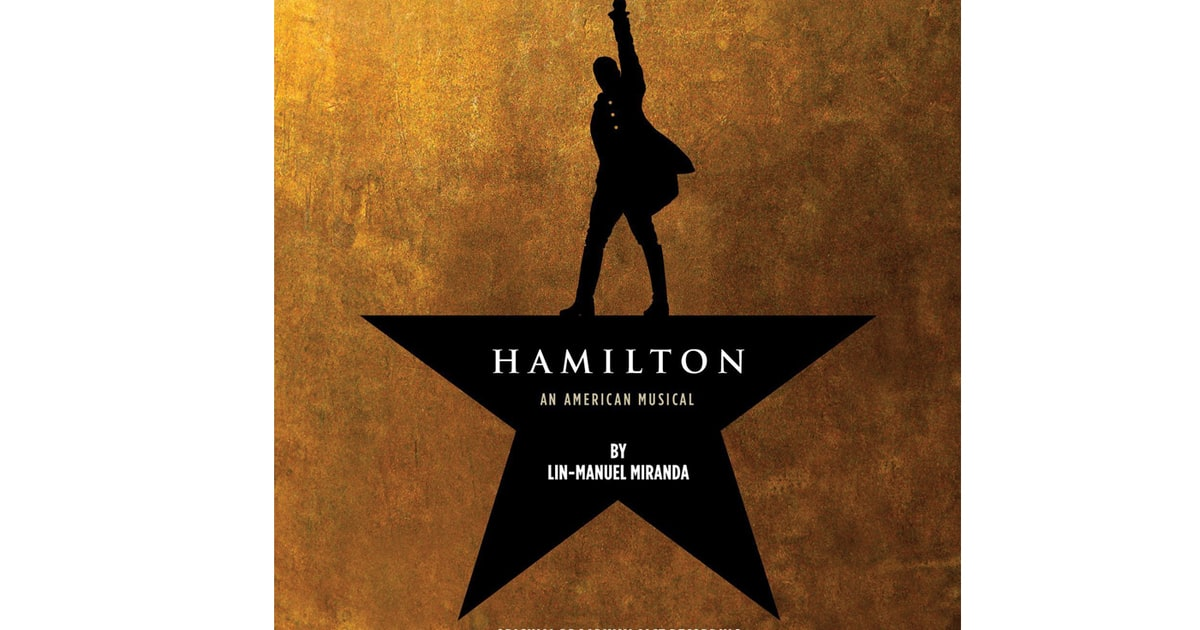 Image result for hamilton soundtrack picture