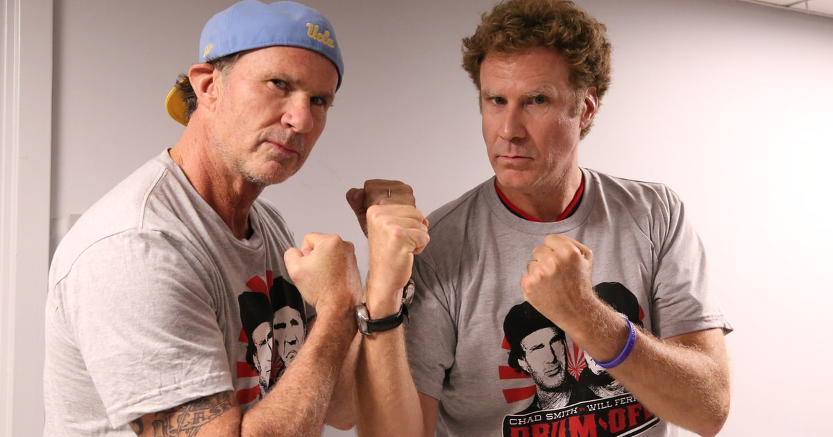 Image result for will ferrell chad smith
