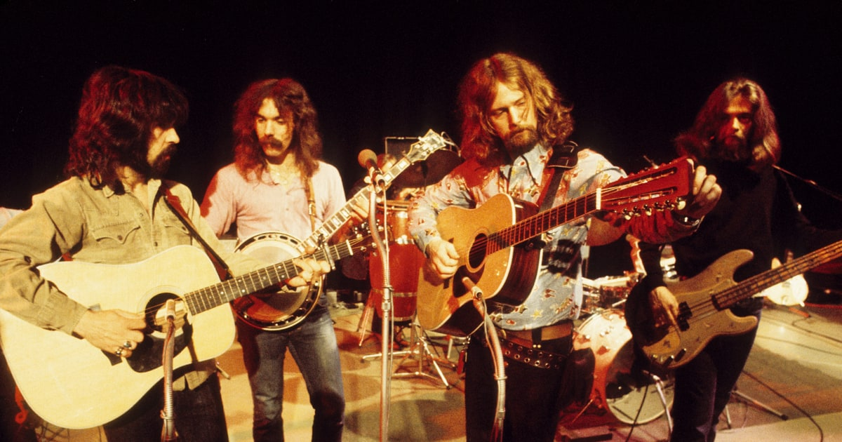 Flashback The Byrds Flip the Opry Script  Rolling Stone
