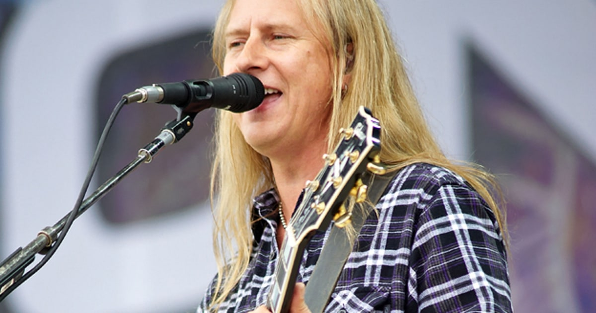Jerry Cantrell on New Alice in Chains Record Time to Get