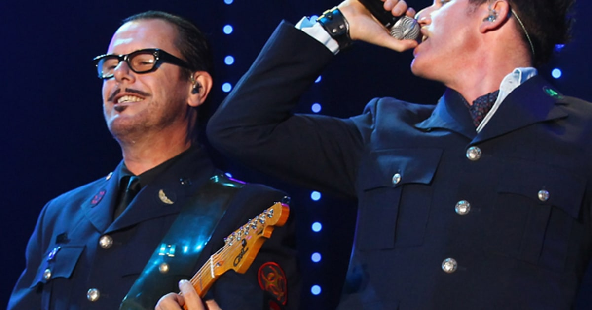 INXS Break Up After 35 Years Rolling Stone