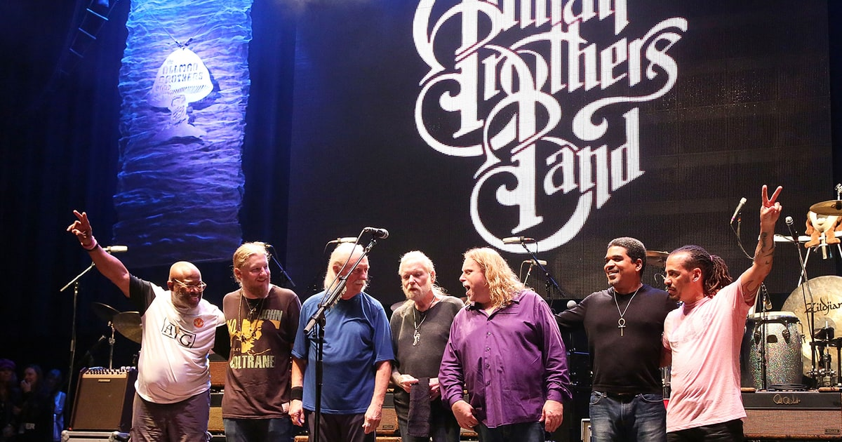 See Allman Brothers Band Last Jam at 2014 Farewell Gig  Rolling Stone