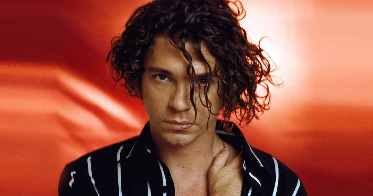 INXS39 Michael Hutchence Celebrated In Upcoming Film Doc
