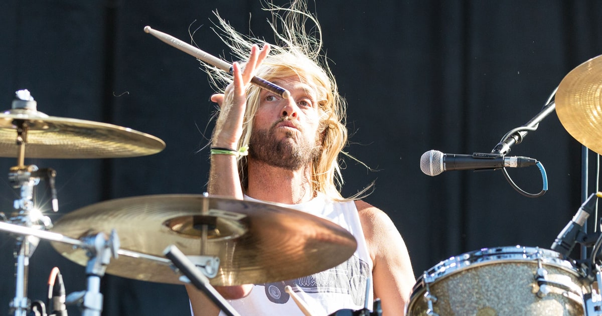 Foo Fighters Taylor Hawkins 5 Songs I Wish I Wrote Rolling Stone