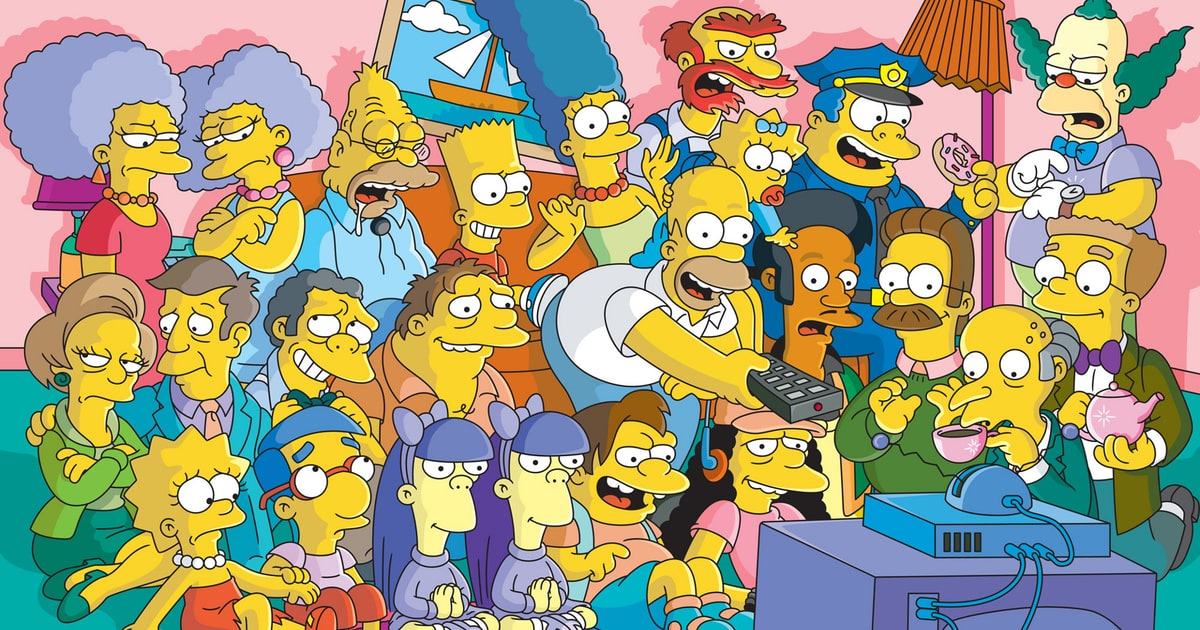All 600 Simpsons Episodes To Air Consecutively On Fxx