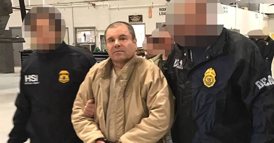 Case Against El Chapo: What We Know So Far - Rolling Stone