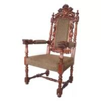 Celtic Dragon Throne Arm Chair | Wayfair
