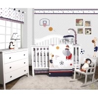 Sports Baby Bedding - TKTB