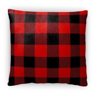 Damen Fleece Throw Pillow