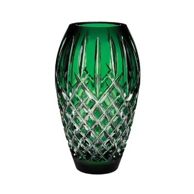Araglin Prestige Emerald Vase Size: 9