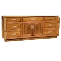 How To Get Hickory Linen Cabinet Finish: Rustic Maple ...
