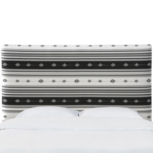 Murphy Upholstered Panel Headboard Size: Full