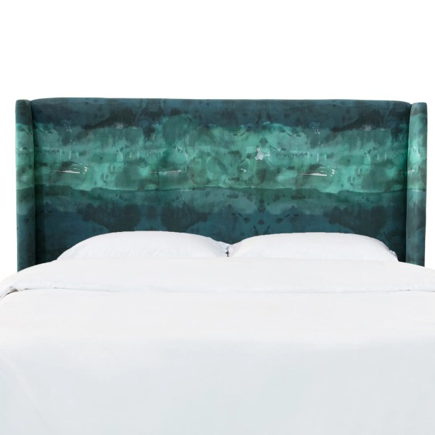 Staudt Upholstered Wingback Headboard Size: Full