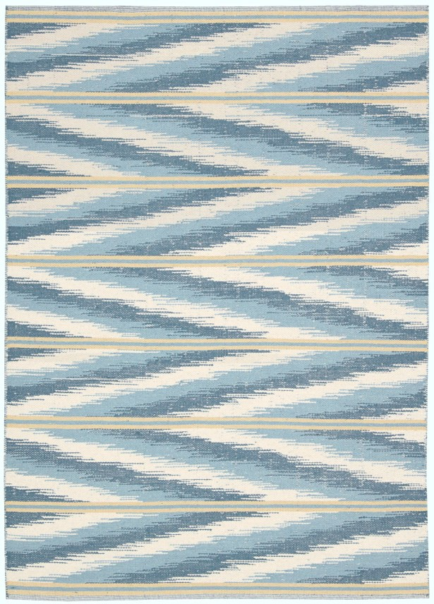 Malika Handmade Frost Area Rug Rug Size: Rectangle 3'9