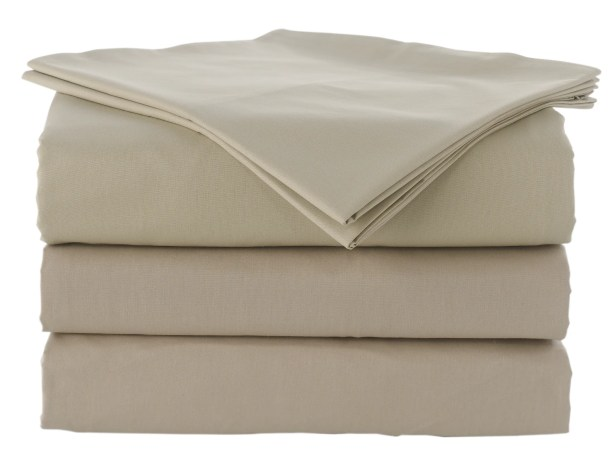 Pera 300 Thread Count 100% Turkish Cotton Luxury Sheet Set Color: Sand Warm, Size: King