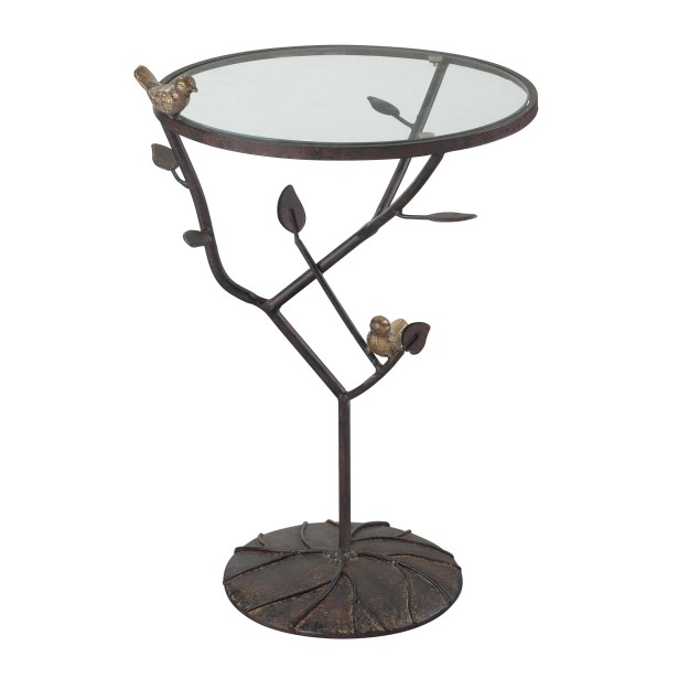 Despres Birds On A Branch Accent Table