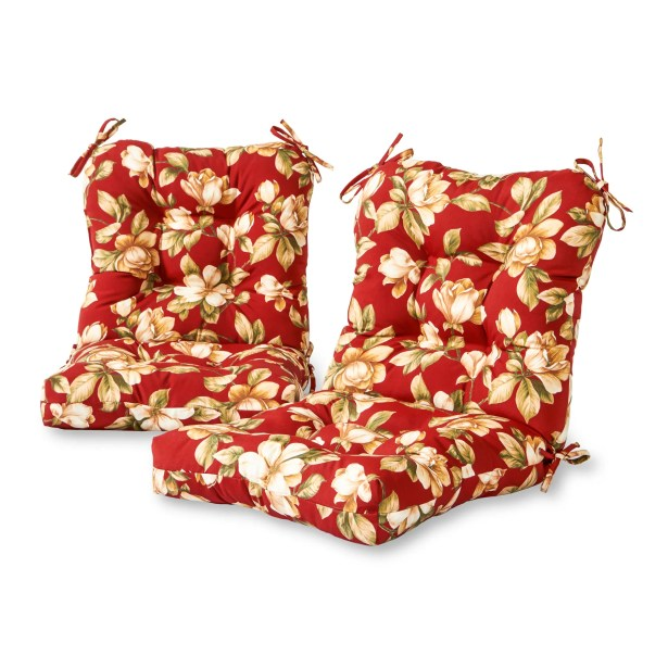 Indoor/Outdoor Lounge Chair Cushion Color: Roma Floral
