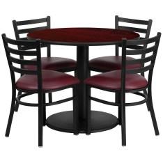 Dining Table Sets Peng 5 Piece Dining Set