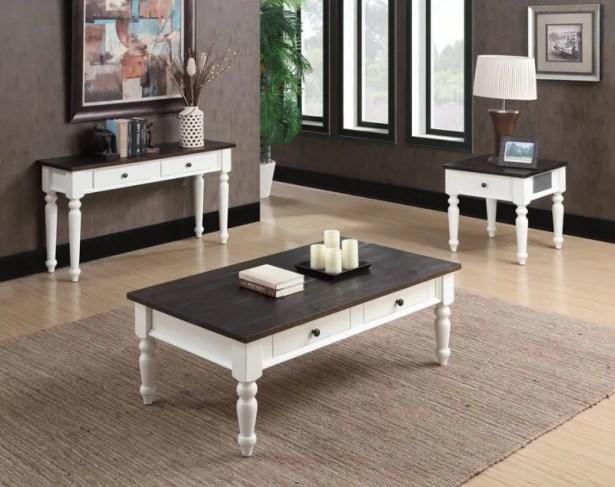 Mulcahy 2 Piece Coffee Table Set