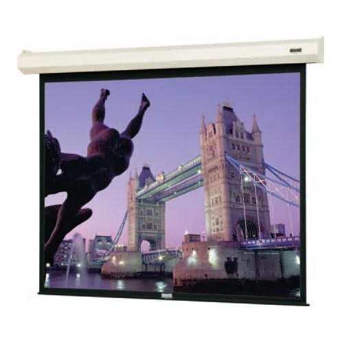 Cosmopolitan Electrol Matte White Electric Projection Screen Viewing Area: 69