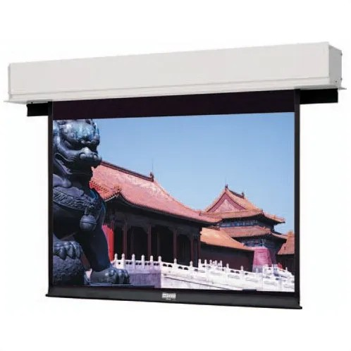 Advantage Deluxe Electrol Electric Projection Screen Viewing Area: 50