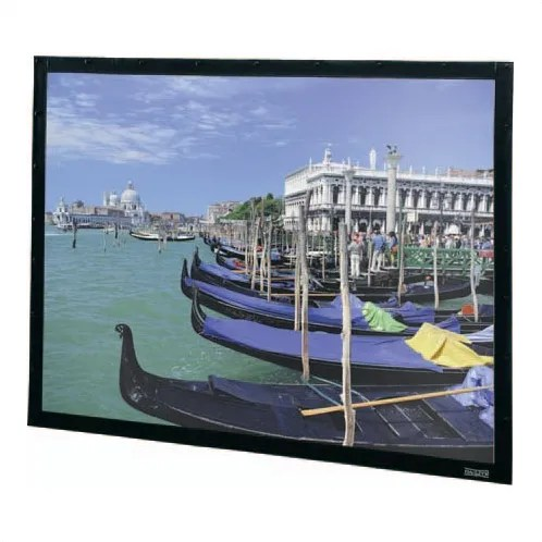Perm-Wall Fixed Frame Projection Screen Viewing Area: 45