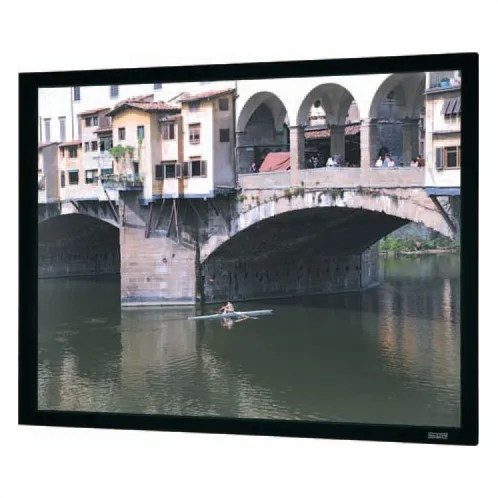Imager Black Fixed Frame Projection Screen Viewing Area: 65