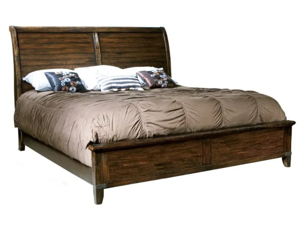 Alexandre Headboard Size: California King