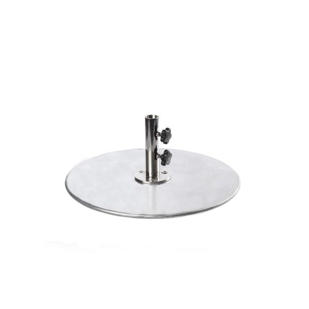 Premium Steel Free Standing Base Stem Height: 18