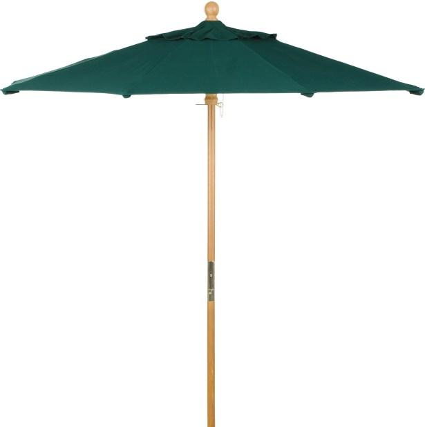 Starcher 6' Market Umbrella Fabric: Canvas Black