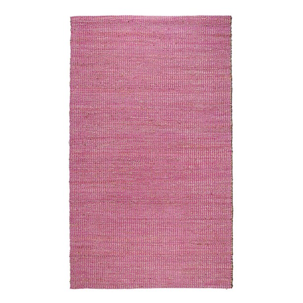 Matrix Red Area Rug Rug Size: 3' x 5'