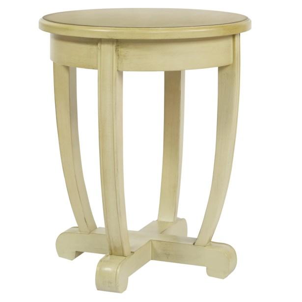 Colhaven End Table Color: Celedon