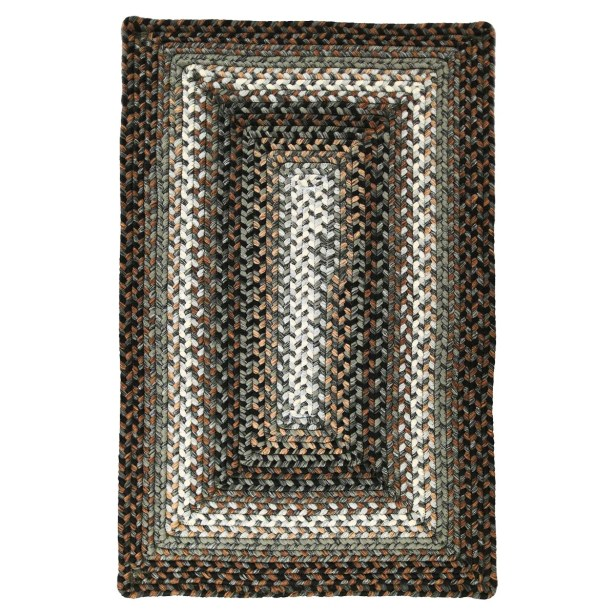 Ultra-Durable Midnight Moon Indoor/Outdoor Rug Rug Size: Rectangle 3' x 5'