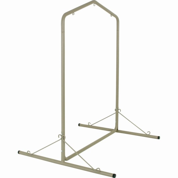 Edson Steel Swing Stand Color: Taupe