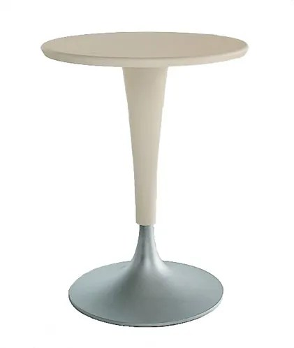 Dr. No Table Color: Wax White
