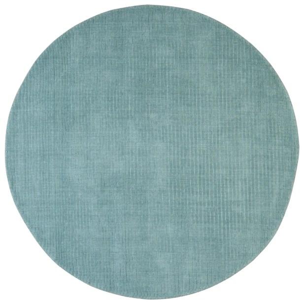 Pulse Aqua Rug Rug Size: Rectangle 8' x 10'
