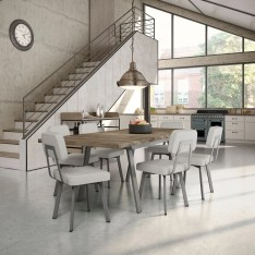 Dining Table Sets Wilder 9 Piece Extendable Dining Set