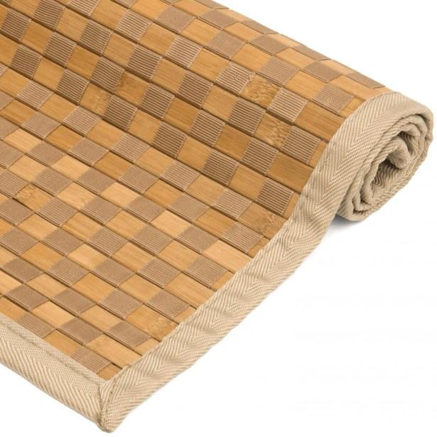 Davita Checkerboard Handmade Natural Area Rug Rug Size: 60