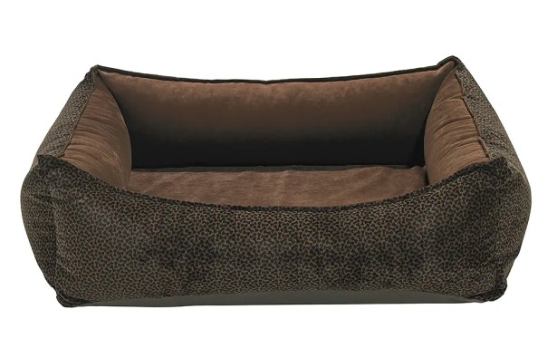 Oslo Bolster Dog Bed Size: Small - 23