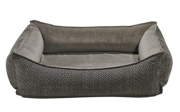 Oslo Bolster Dog Bed Size: Medium - 26